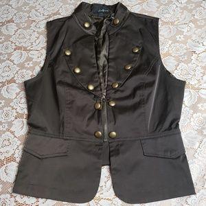 Twenty One 💥 SHARP utility nylon vest